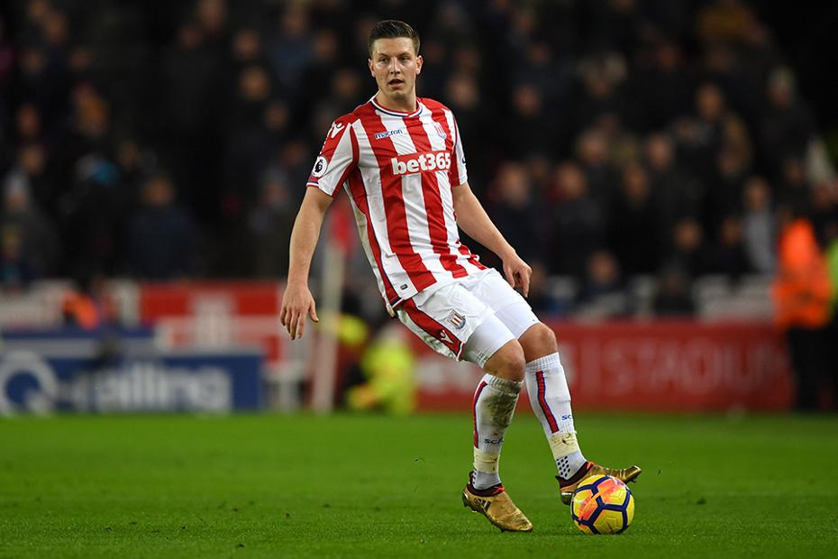 Kevin Wimmer, Stoke City