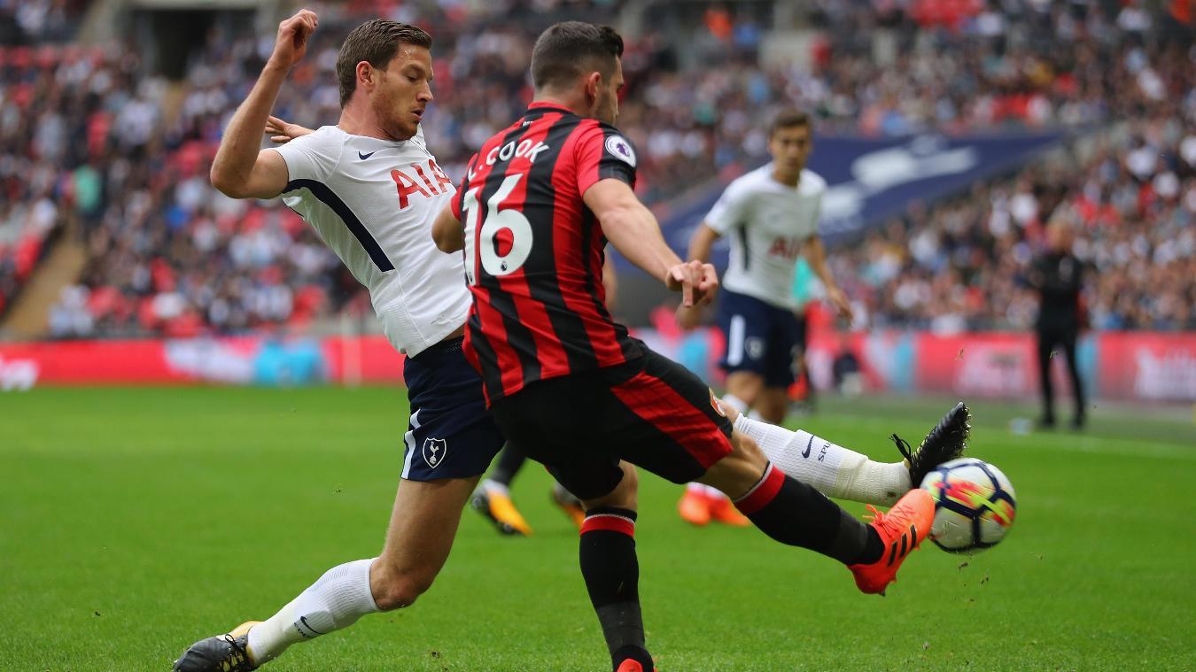 AFC Bournemouth v Tottenham Hotspur, 11 March