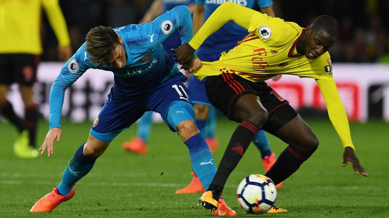 Arsenal v Watford, 11 March