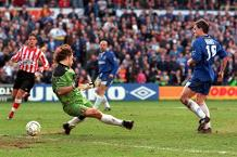 On this day - 16 Mar 1997: Chelsea 6-2 Sunderland