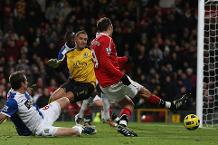 Iconic Moment: Berbatov puts five past Blackburn