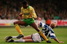 Goal of the day: Ekoku's lob for Norwich