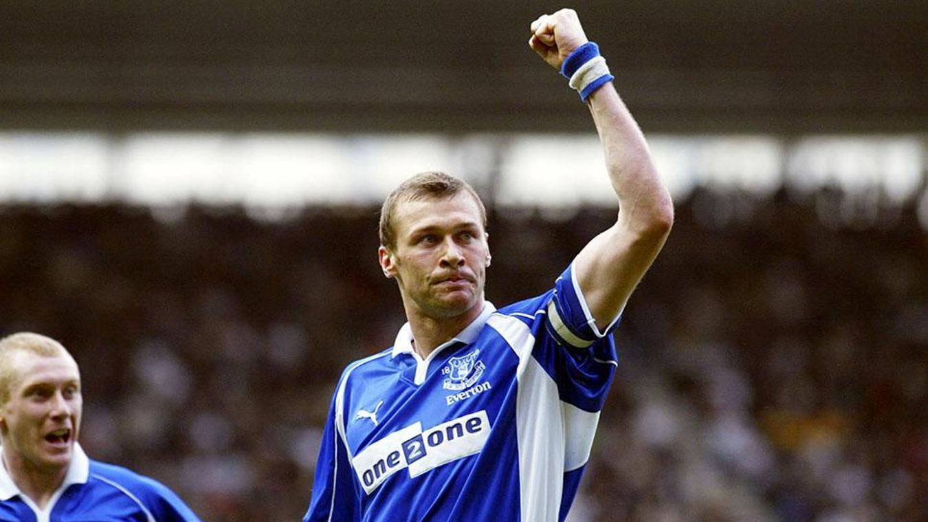 Derby 3-4 Everton, 2001/02