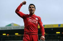 Iconic Moment: Suarez's first hat-trick at Norwich
