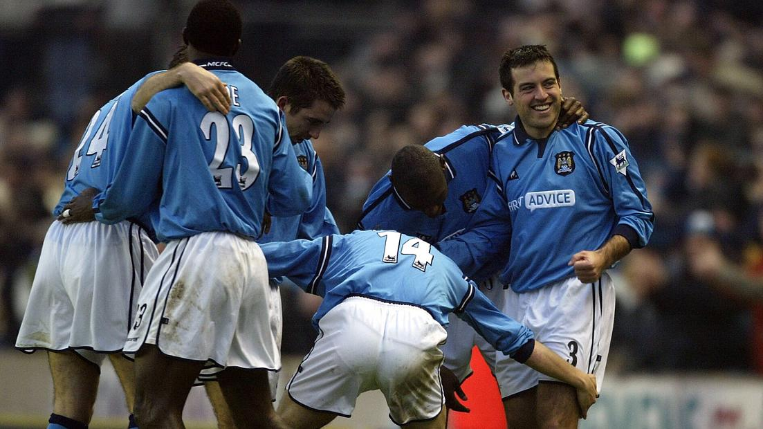 Man City 2-1 Leeds, 2002/03