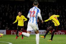 Goal of the day: Doucoure drive for Watford