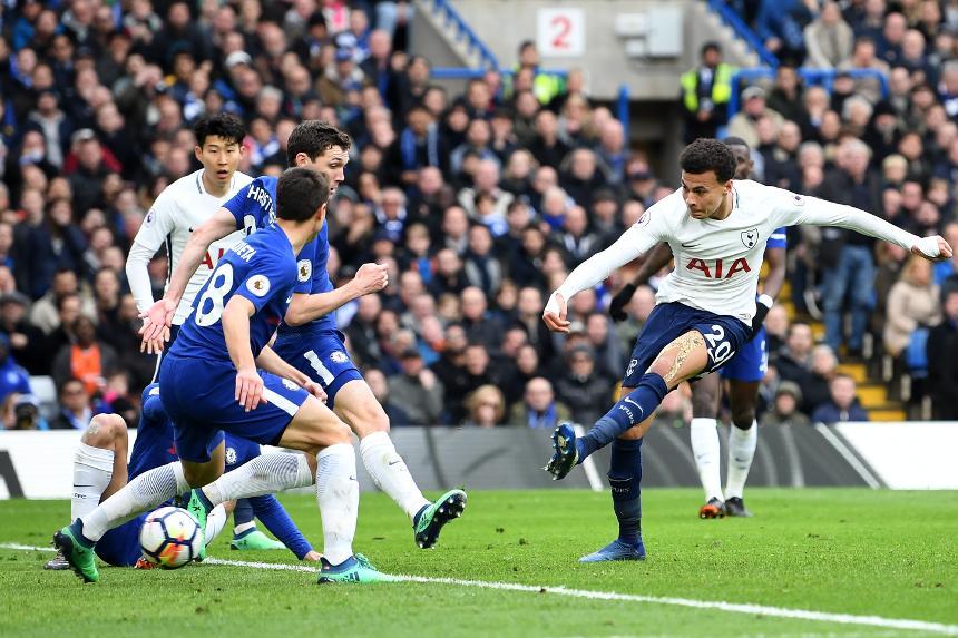 Chelsea v Tottenham Hotspur