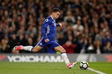 Flashback: Hazard double helps Chelsea beat Man City