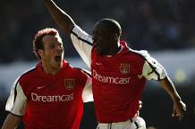 Arsenal 2-1 Spurs, 2001/02
