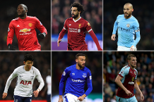 March's EA SPORTS Player of the Month shortlist