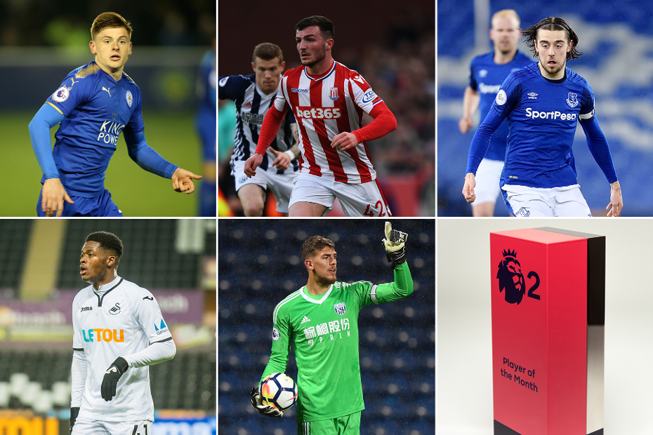 PL2 Player of the Month nominees, March 2018