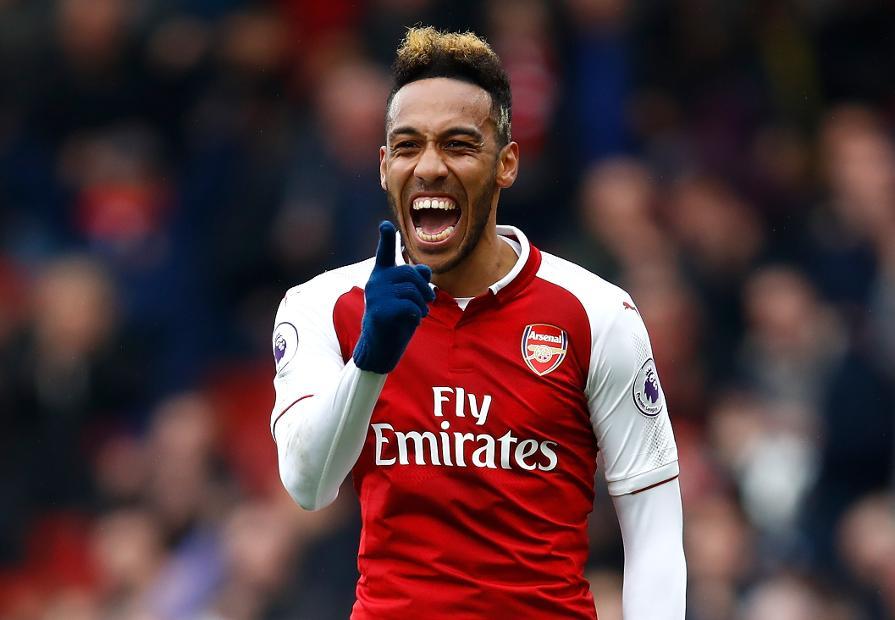 Arsenal v Southampton - Pierre-Emerick Aubameyang