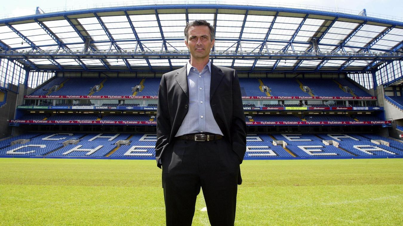 Jose Mourinho, Chelsea in 2004/05