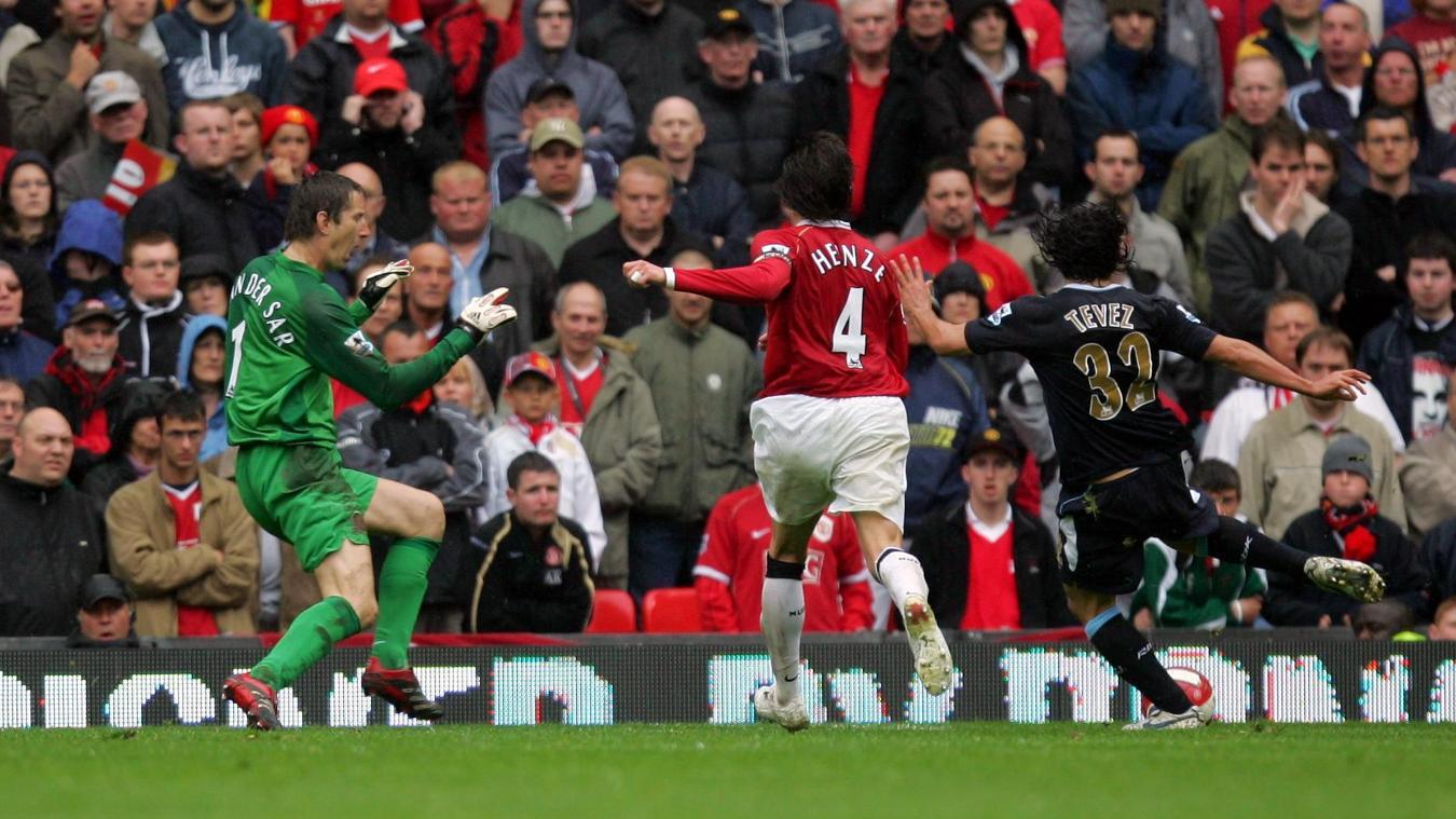 Carlos Tevez, West Ham goal in 2006/07