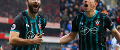 Charlie Austin and Pierre-Emile Hojbjerg, Southampton