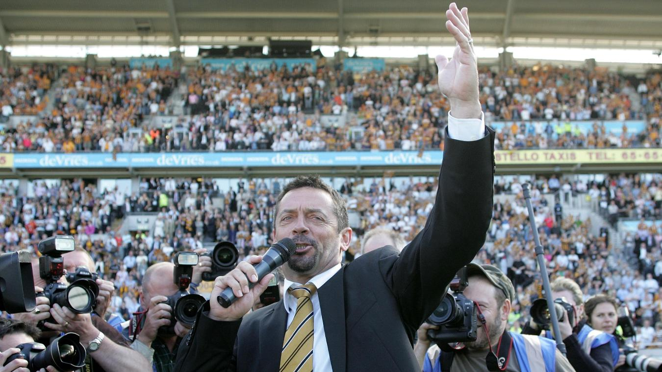 Phil Brown, Hull City in 2008/09