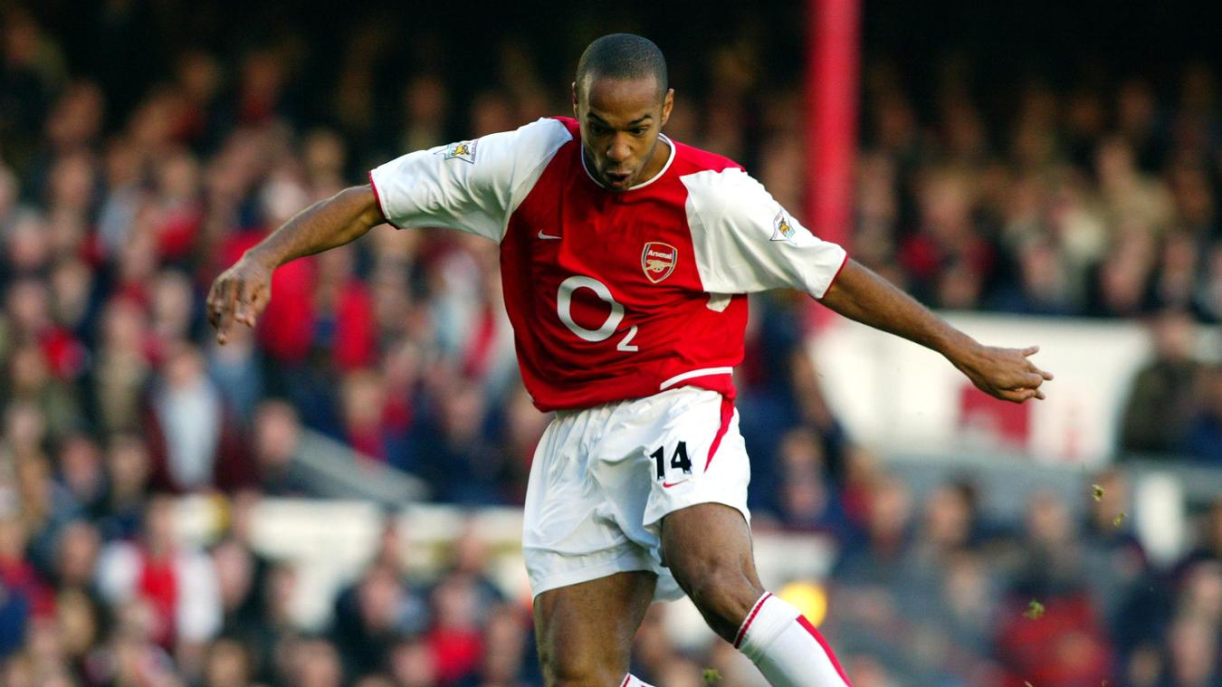 Thierry Henry, Arsenal in 2002/03