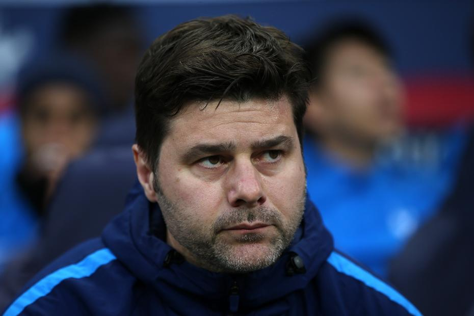 Tottenham Hotspur v Manchester City - Mauricio Pochettino
