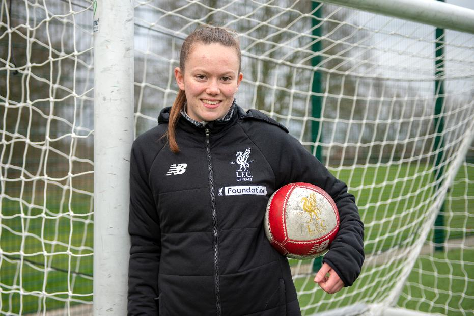 Kirsty Rigby, Liverpool FC Foundation