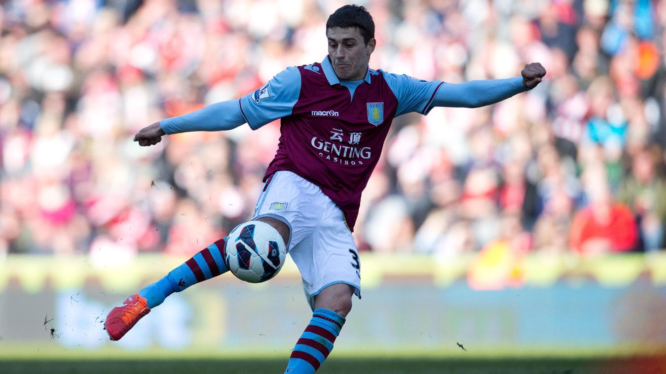 Matthew Lowton, Aston Villa goal in 2012/13