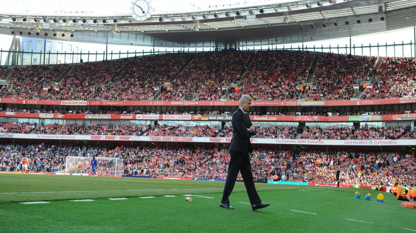 Arsene Wenger, Arsenal in 2016/17