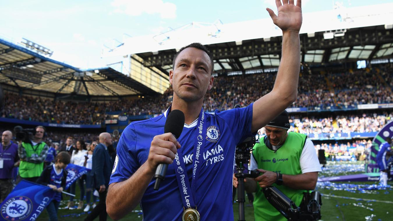 John Terry, Chelsea in 2016/17