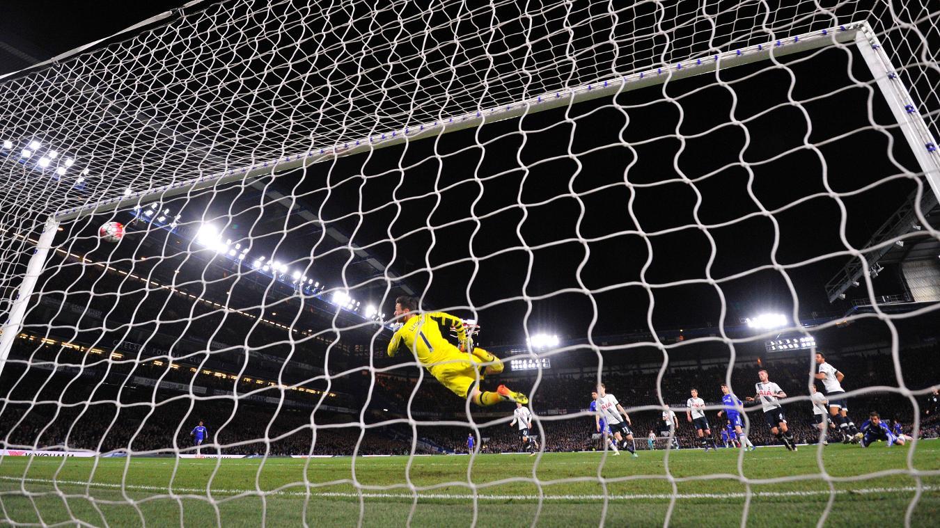 Eden Hazard, Chelsea goal in 2015/16