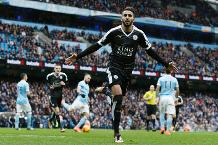 Iconic Moment: Mahrez magic for Leicester at Man City