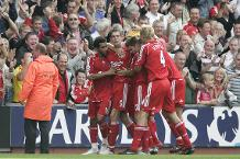 Fourteen years ago today: Agger's amazing Anfield hit