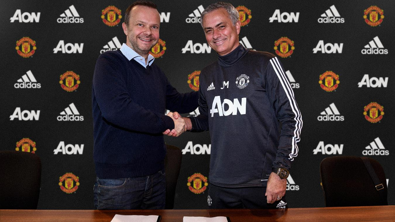 Jose Mourinho, Manchester United signing in 2016/17