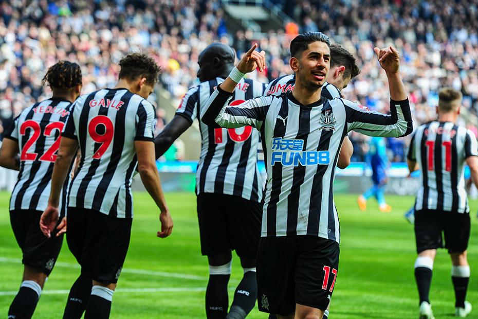 Ayoze Perez, Newcastle United