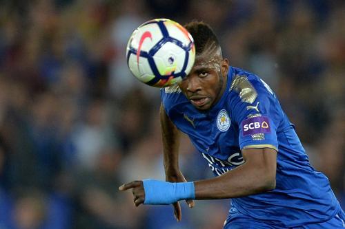 Leicester V Southampton 2017 18 Premier League