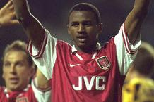Flashback: Vieira screamer for Arsenal