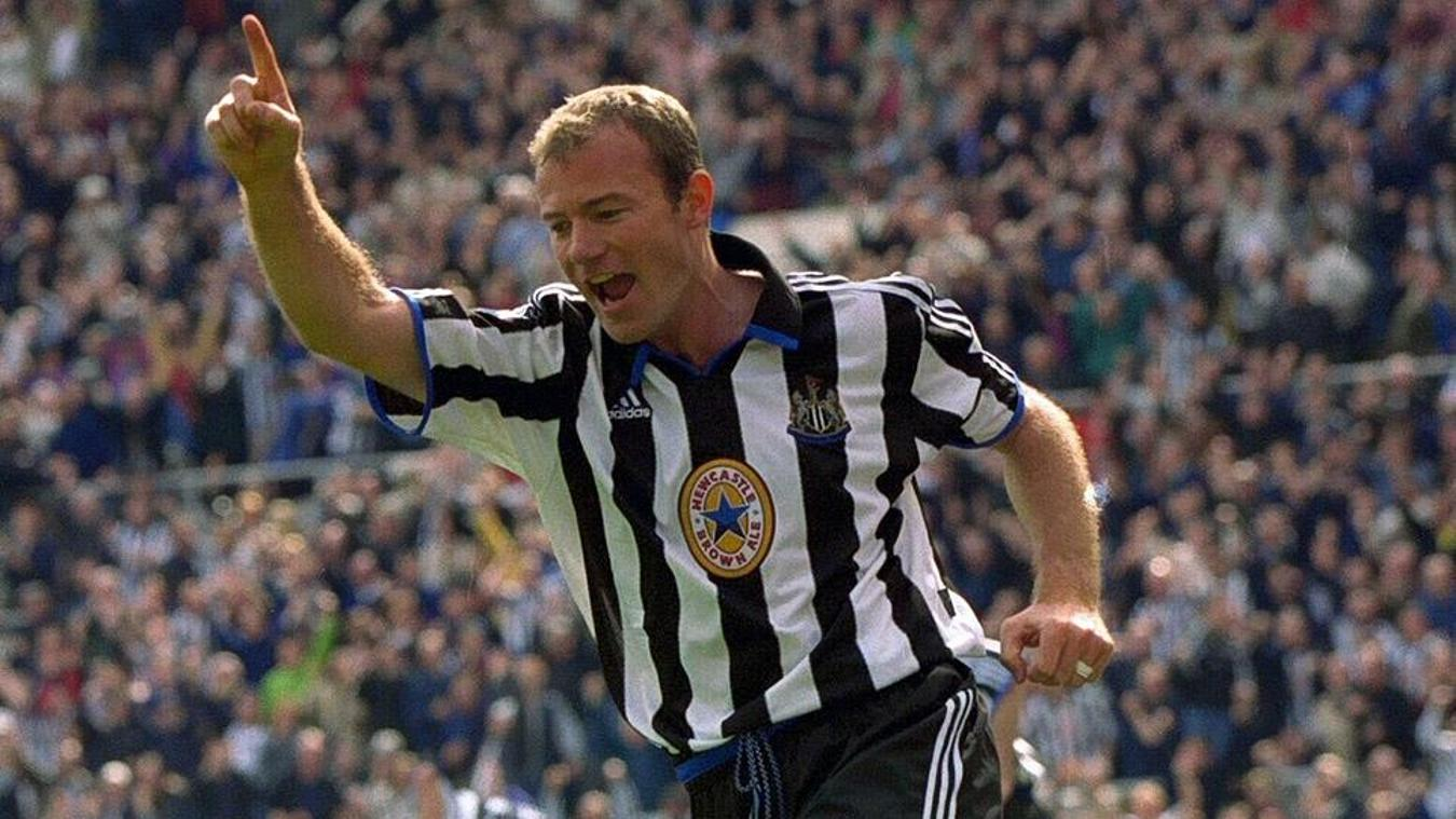 Newcastle 2-2 Leeds, 1999/00