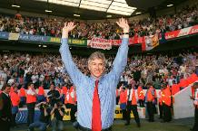 Arsene Wenger, White Hart Lane 2004