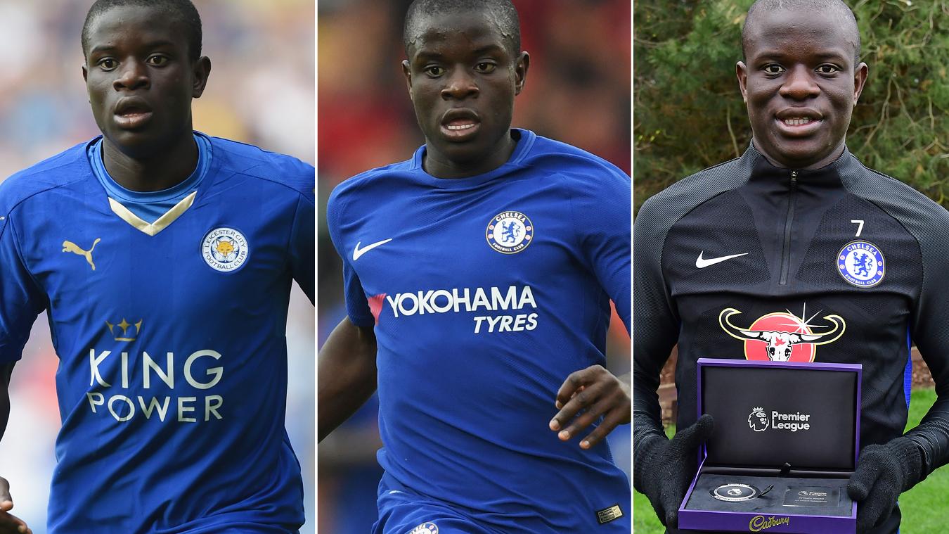 Premier League Milestones, N'Golo Kante
