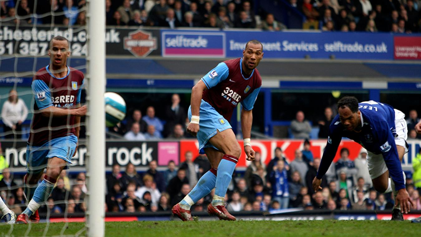 Everton 2-2 Aston Villa, 2007/08
