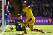 Flashback: Burnley end wait for away win at Palace