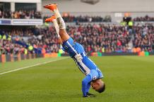 Goal of the day: Knockaert's classy finish