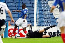 Goal of the day: Utaka powers past Bolton