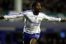 Goal of the day: Drogba delight at Goodison