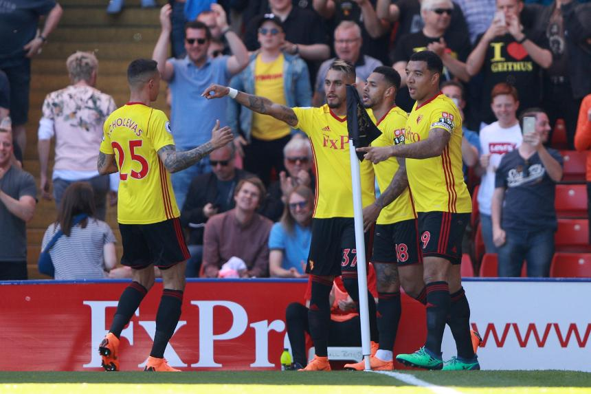 Watford v Newcastle United