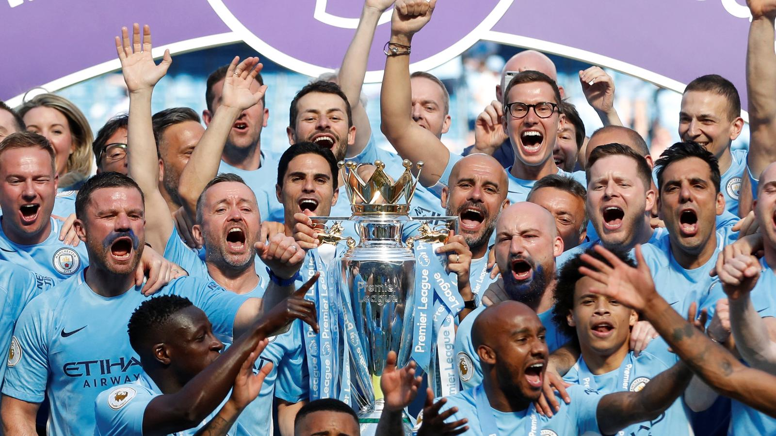 2017/18 Premier League Years