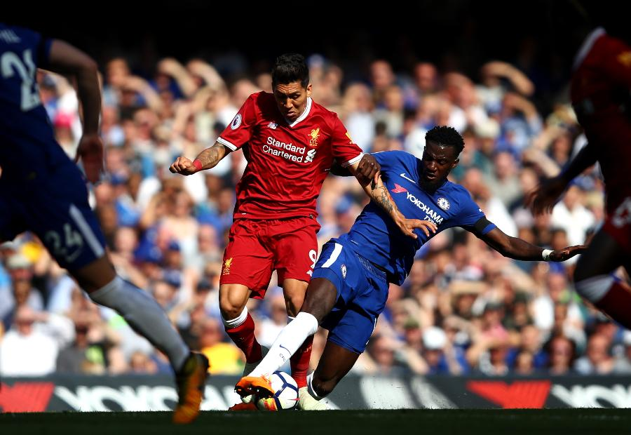 Chelsea v Liverpool - Tiemoue Bakayoko