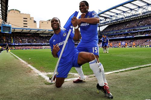 Chelsea v Wigan, 2009/10   Premier League