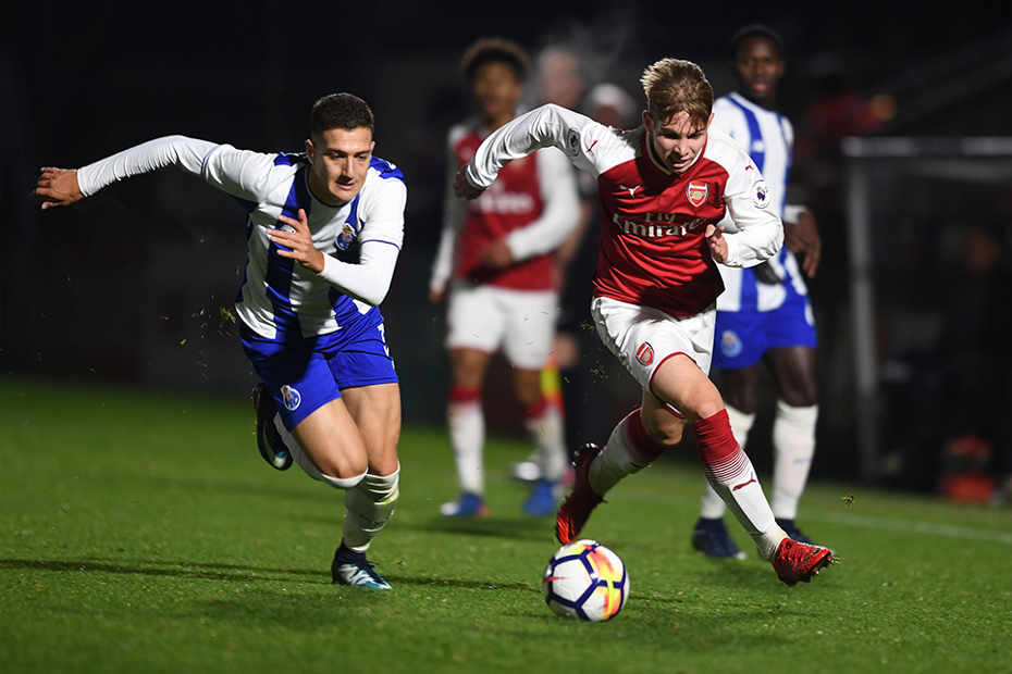 Emile Smith-Rowe, Arsenal