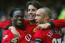 Iconic Moment: Man Utd win seven-goal classic