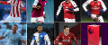 A graphic of the PL2 Player of the Season nominees