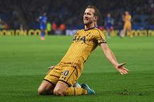 Flashback: Kane scores four at Leicester