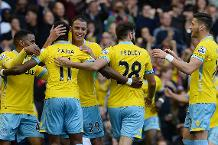 Flashback: Palace beat Liverpool on Gerrard's farwell